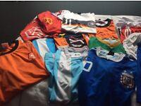 Football clothes bundle