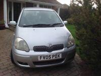 Toyota Yaris in Grimsby