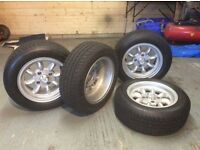 Classic Ford Alloys and Tyres