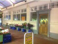 Large shop to let on the Arcade Littlehampton