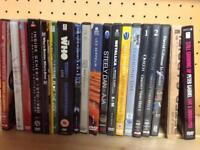 Rock Music DVDs