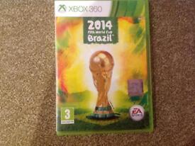 Xbox 360 Fifa World Cup Brazil game