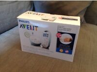Phillips Avent DECT Baby Monitor