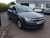 Vauxhall Astra 1.3 cdti will come mot full year
