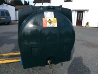 Titan 1800lt heating oil tank free delivery