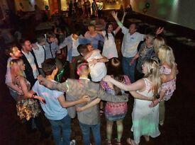 Mobile Disco and DJ for hire - weddings, birthdays, etc