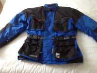 Weiss Motorcycle Jacket