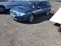 Subaru Legacy 2008 mint condion want find better
