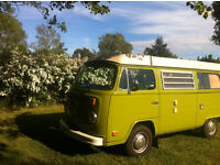 Beautiful 1977 Westfalia T2 for sale - excellent condition