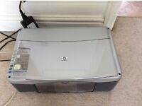 Hp Printer PSC 1317 all in one printer scanner copier