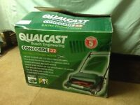 New electric lawnmower still in box never been used