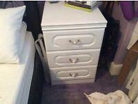 7 piece white bedroom furniture