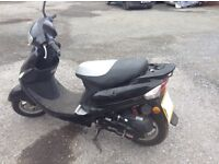 50cc BTM never been on the road