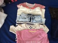 Bundle of girls aged 11 holiday clothes