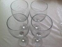 WINE CHAMPAGNE COCKTAIL GLASSES