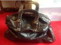 Leather Brown Bag in great condition