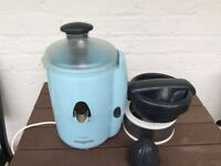 Hardly used Magimix Le Duo juicer