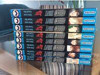 Ghost Hunt Manga Series - Volumes 1-8 - Like New!!