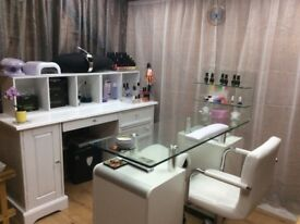 Delux manicure, OPI polish, UV Gel nail service. 25%off 1st treatment & introduce a friend/family