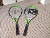 X2 tennis racket new