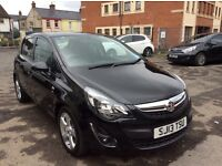 Vauxhall corsa 2013 1.2 sxi just serviced