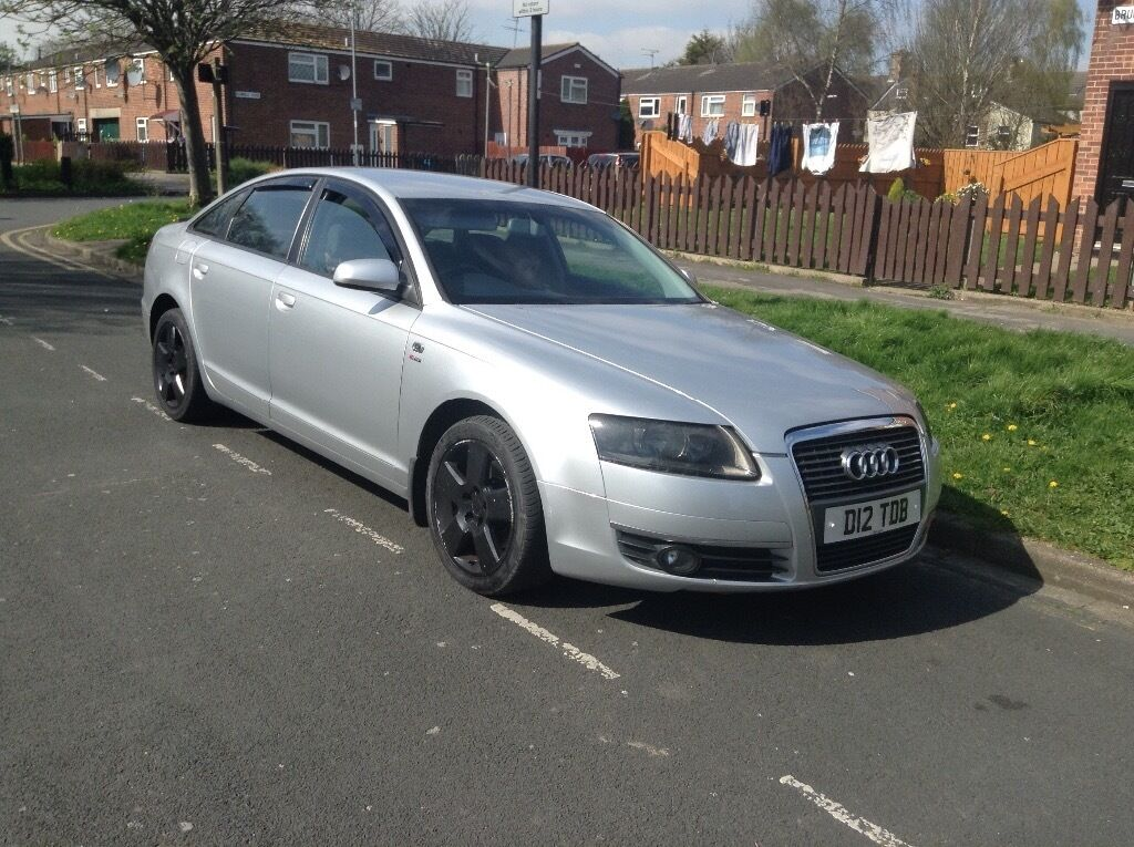 audi a6 2005 s line styling part x swaps considered in hull east yorkshire gumtree. Black Bedroom Furniture Sets. Home Design Ideas