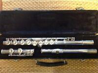 Buescher Flute