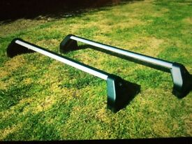 Thule Ford Fiesta Roof Bars for sale LIKE NEW