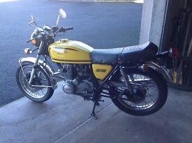 For sale 1978 Honda 400/4 Super Sport