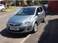 Corsa 1.2 SXI (5 door) very good condition 2 owners 1 for the last 5 years