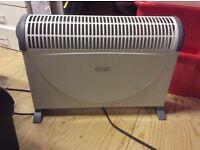 DeLonghi Freestanding heater