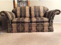 1. Duresta Large Sofa ,3 seater . 1 Duresta medium Sofa , 2 seater and Armchair