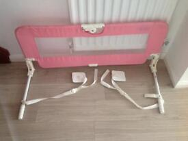 CHILDS BED GUARD