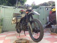 Armstrong Mt500, ex MoD military bike, lots spent on it, MOT February 2019