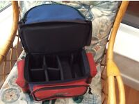 Two Camera rucksacks