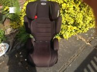 Gracco car seat. Very good cdtn. Used as a spare