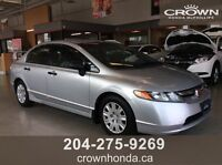 2006 HONDA CIVIC DX-G *AS TRADED* - FINAL CLEARANCE!