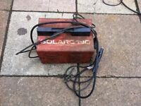 Very good SOLARC 190 Arc welder Made in England