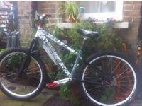 24seven - Dark angel pro mountain bike/street/dirt jumper for sale. BARGAIN PRICE DROP