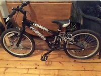 Kid's second hand bike