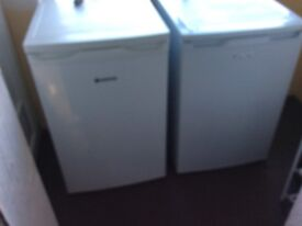 Small fridge, without ice box, fully working, very good condition inside and out