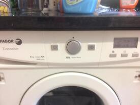 Fagor integrated washing machine
