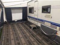 Hobby caravan prestige 2004 model