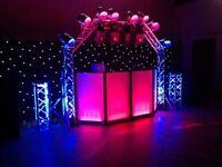Atomic Mobile Disco/Karaoke/Photobooth available for Xmas, Birthdays, Weddings etc