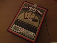 Matchstick puzzles