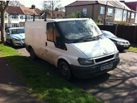 Ford Transit 2005 swb low roof