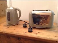 Morphs Richards kettle and toaster in good working order
