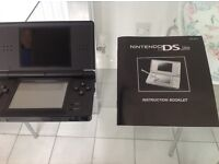 Nintendo DS lite + Dr Kawashima's Brain Training.