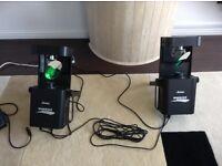 ACME warrior scanners
