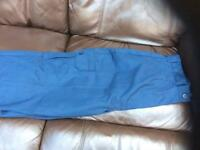 work trousers size14